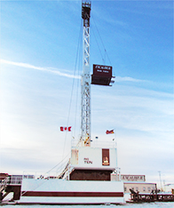 Excalibur Drilling Ltd. rig 10
