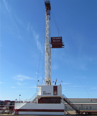 Excalibur Drilling Ltd. rig 11