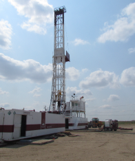 Excalibur Drilling Ltd. Rig 12